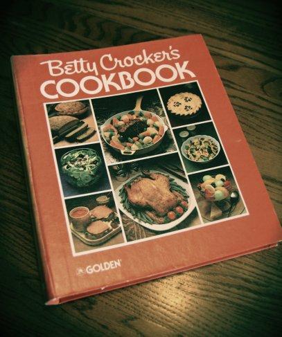 Betty Crocker Cook Book Vintage