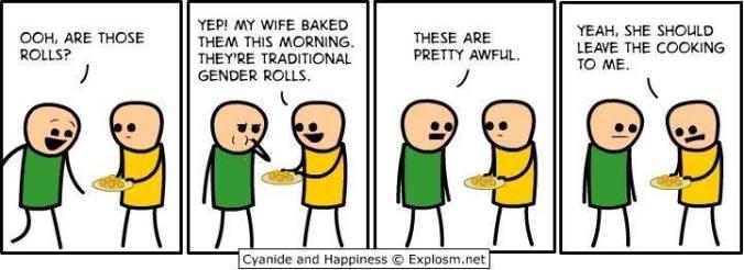 Gender Rolls