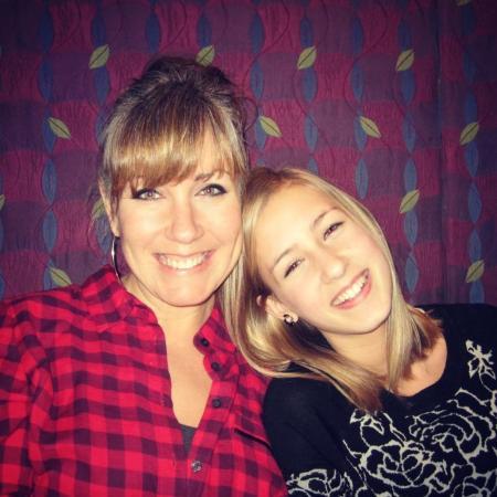 Sophia & Mommy
